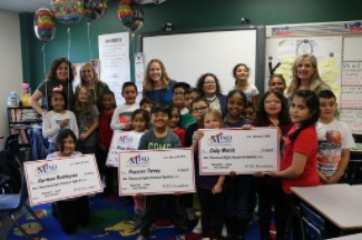 Grant Winners for Hopscotch...Jump Into Literacy