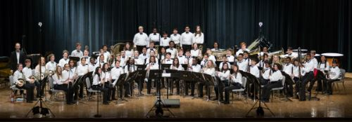TA Howard Honor Band